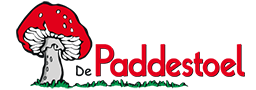 Kinderdagverblijf De Paddestoel Logo